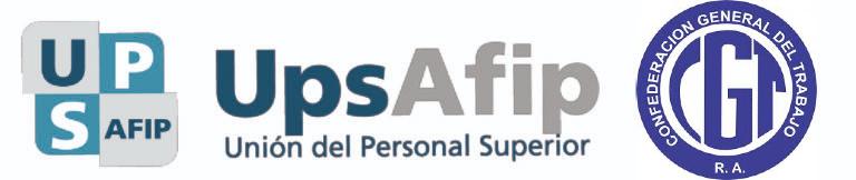 UPS-AFIP logo